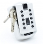 Mobile Preview: KeySafe Pro Slimline, weiss